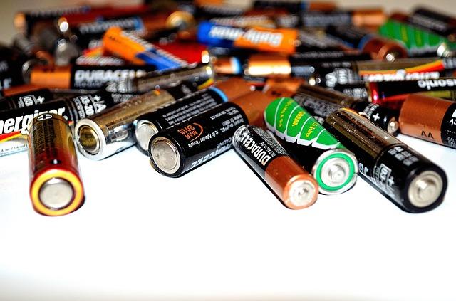 Batteridrevne enheder i hjemmet
