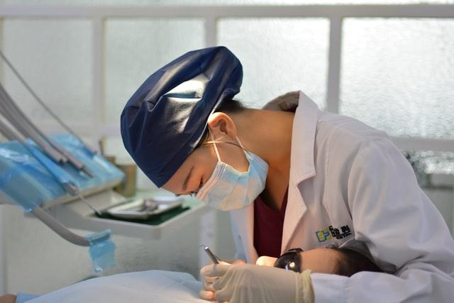 Få hjælp med tandlægeskræk