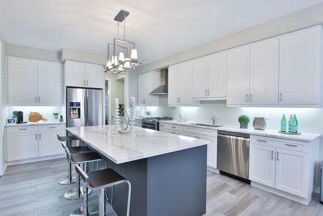 Lakering af køkkenlåger hos Dibbern Color Design
